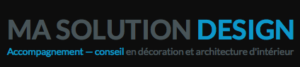Logo architecture interieur lyon ma-solution-design.com