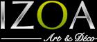 Logo decoration de cuisine Izoa.fr