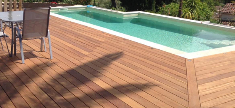 J ai rajeuni ma maison avec la lame de terrasse composite - Lame de composite pour terrasse ...