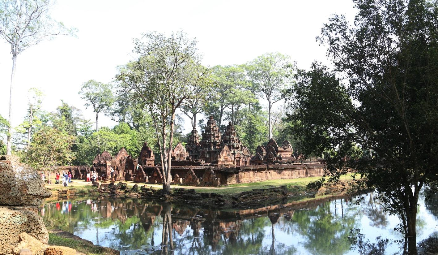 Une croisière en famille avec cambodgevo.com