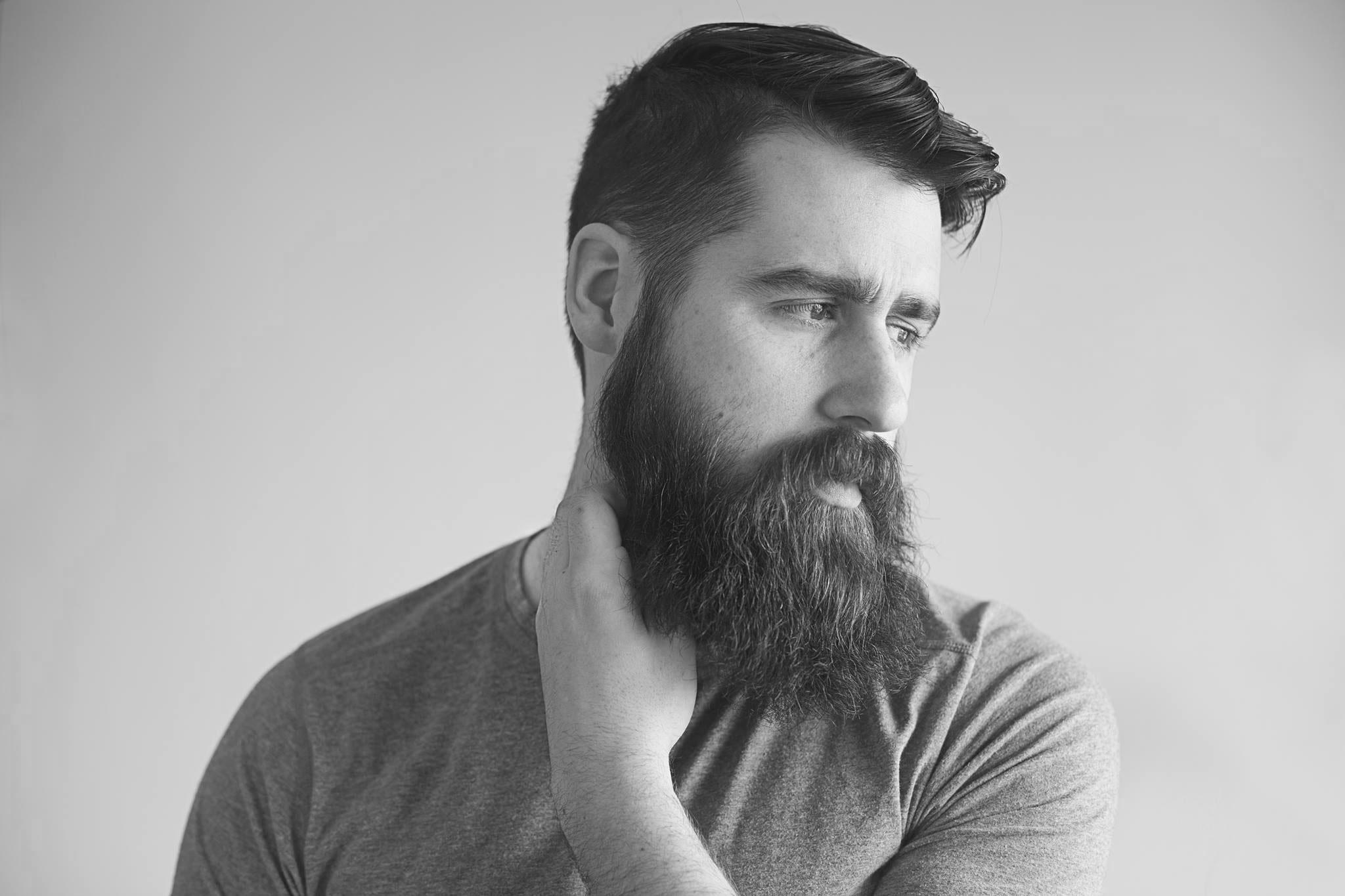 Barbe diff rents moyens de la porter pour tre au top - Style de barbe courte ...