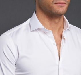Chemise blanche homme, toujours impeccable