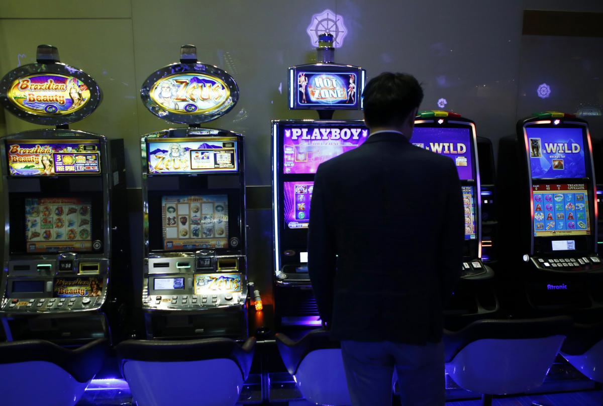 Machines a sous: Mes chances avec un jeu progressif