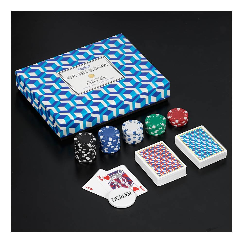 Poker scale