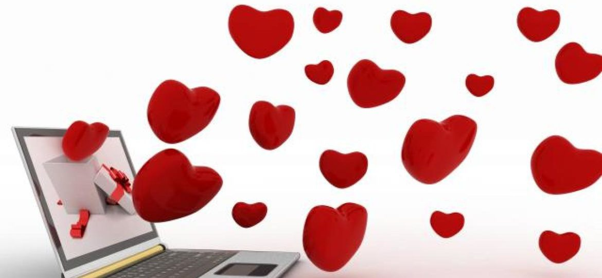 Rencontrer l'amour via internet