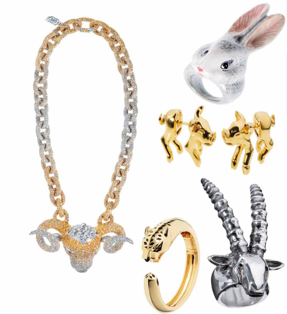 Bijoux : vos goûts personnels