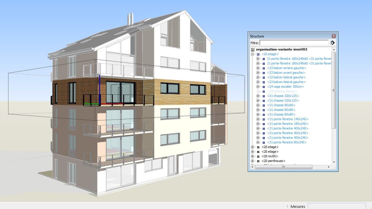 Formation Sketchup : un logiciel idéal pour les architectes