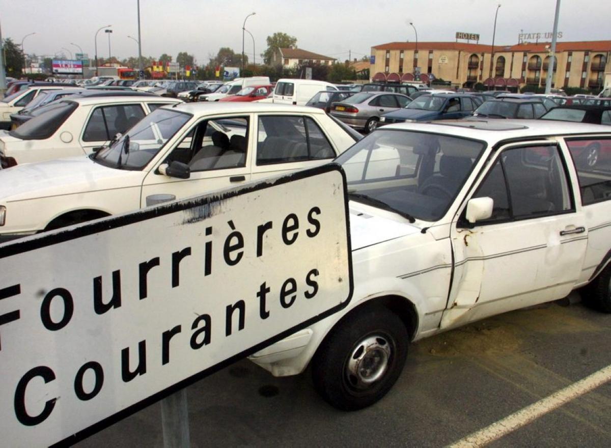 Le prix est-il différent en fonction du type véhicule mis en fourrière ?